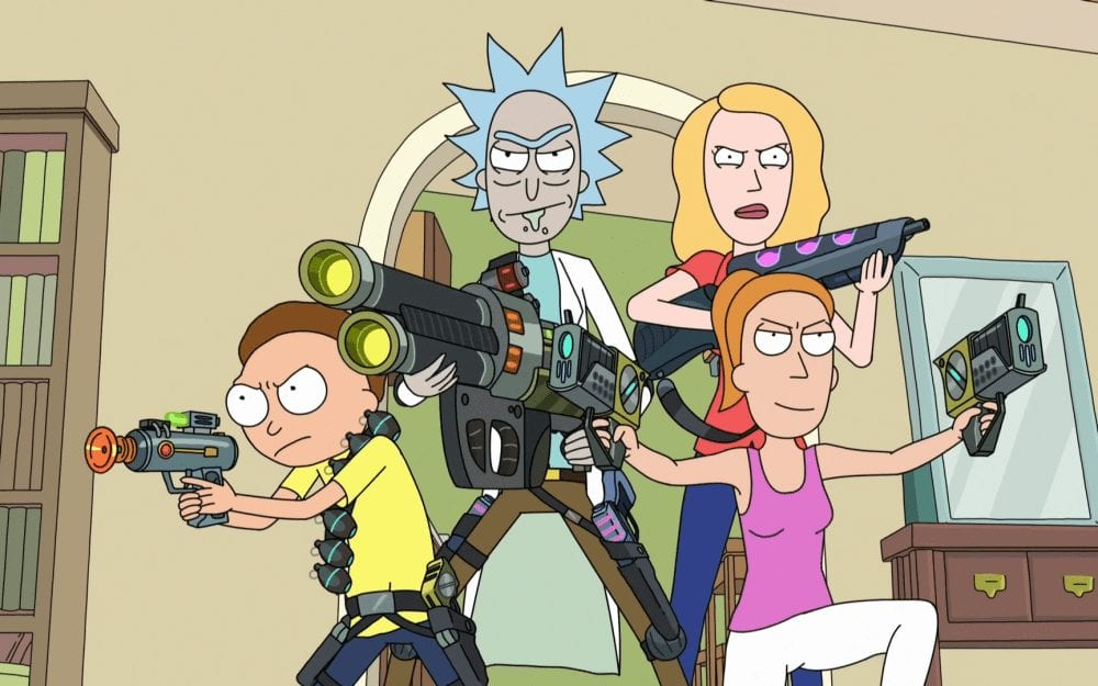 Your Rick And Morty Character According To Your Zodiac Sign