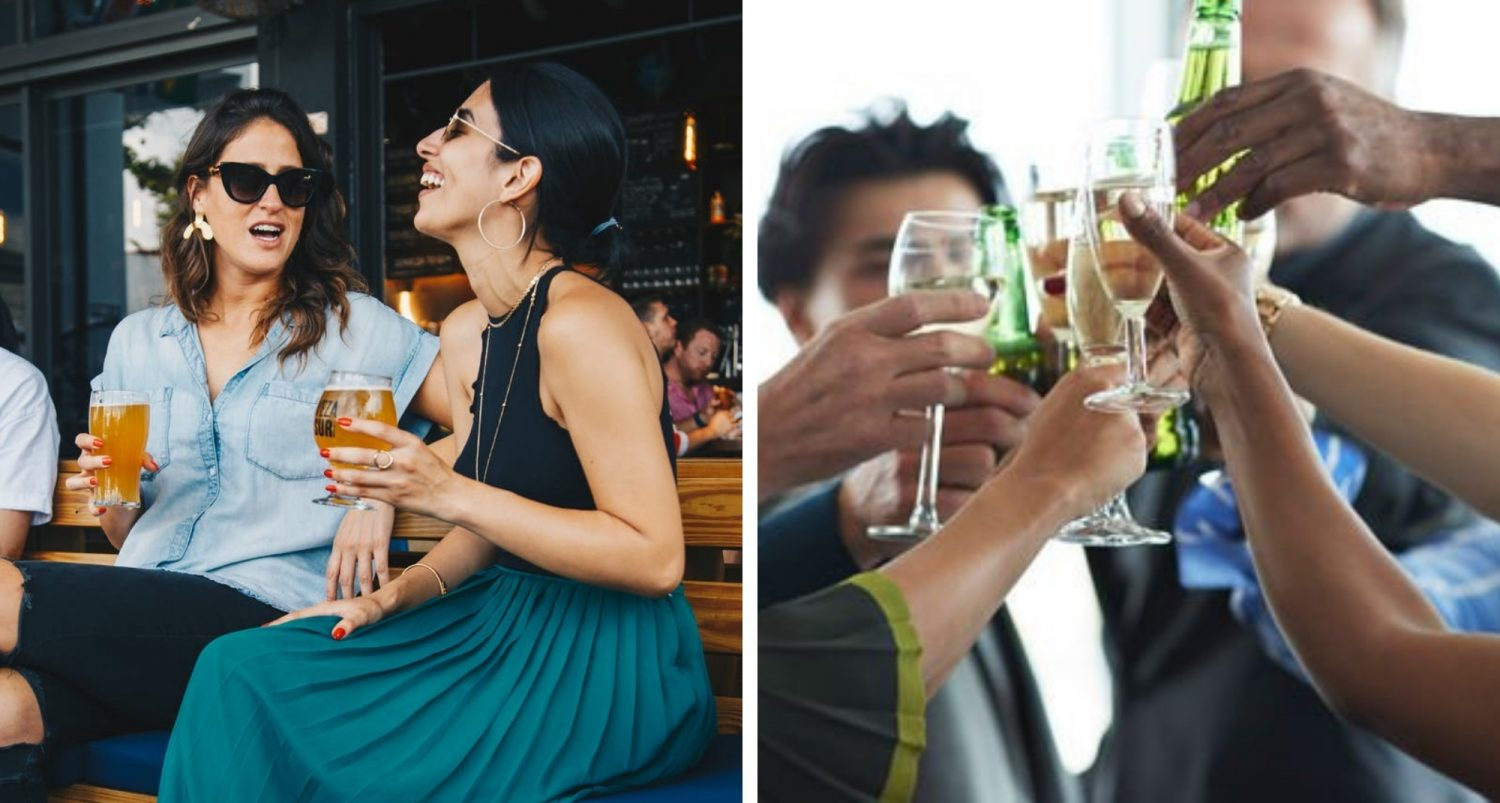 Drinking A Small Glass Of Alcohol Daily Could Help You Live Past 90th Birthday