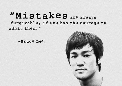 Great Pieces Of Advice From Bruce Lee, The Martial Arts Master