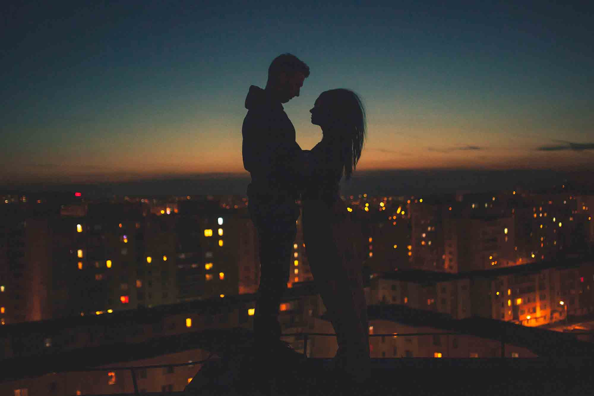 Once You Find The Right Guy, You Will Never Worry About Where You Stand