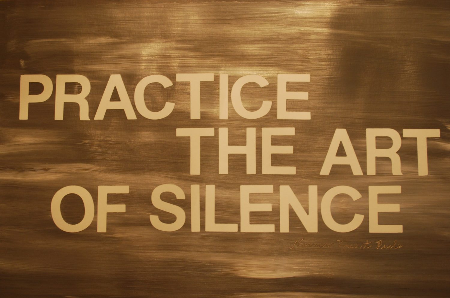 Silence Is Golden: Not Everyone Deserves Your Reaction