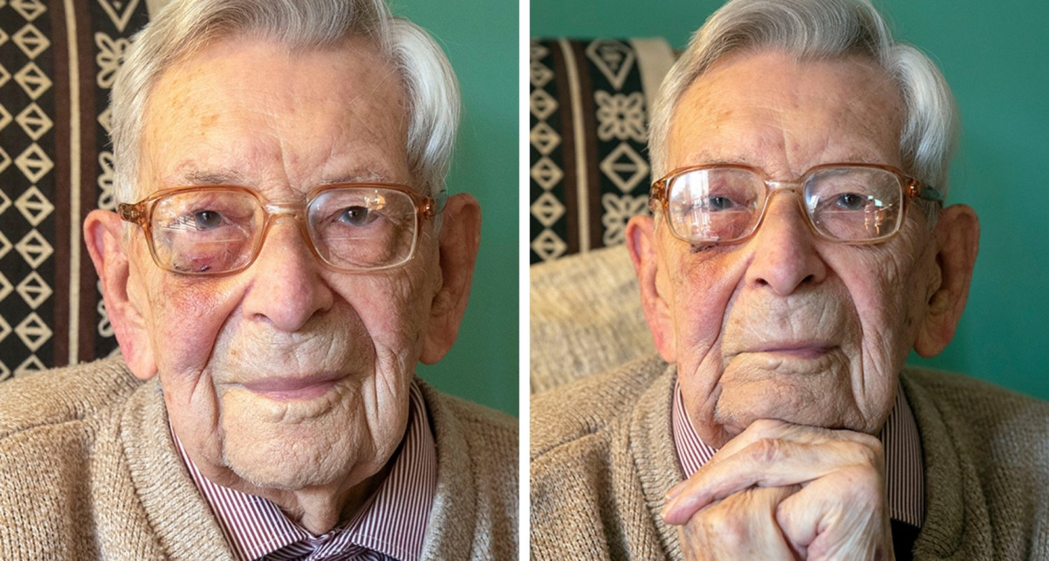 World's Oldest Man Celebrates His 112th Birthday In Isolation