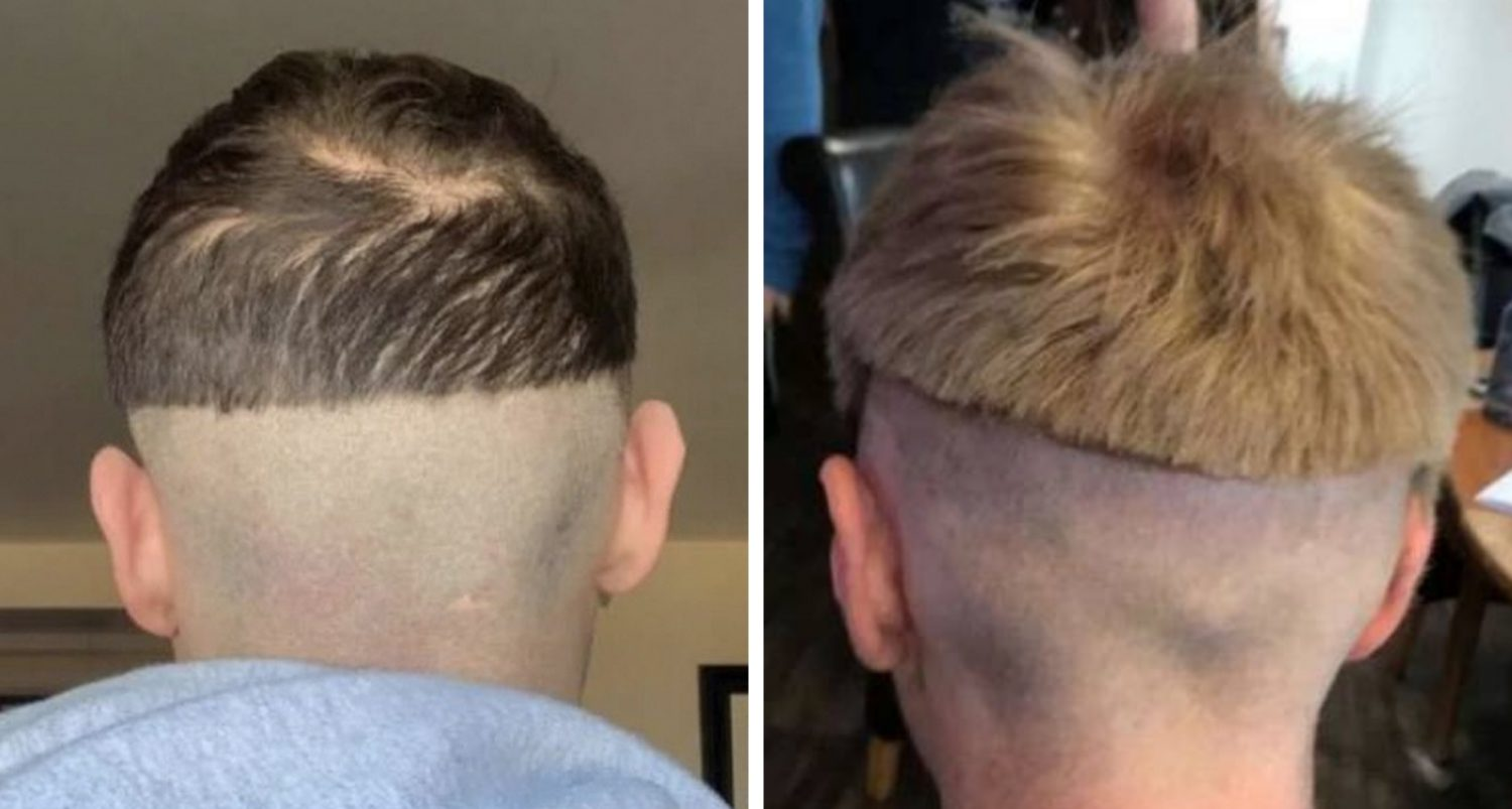 Bored Girlfriends In Isolation Are Giving Their Boyfriends The Worst Hilarious Haircuts