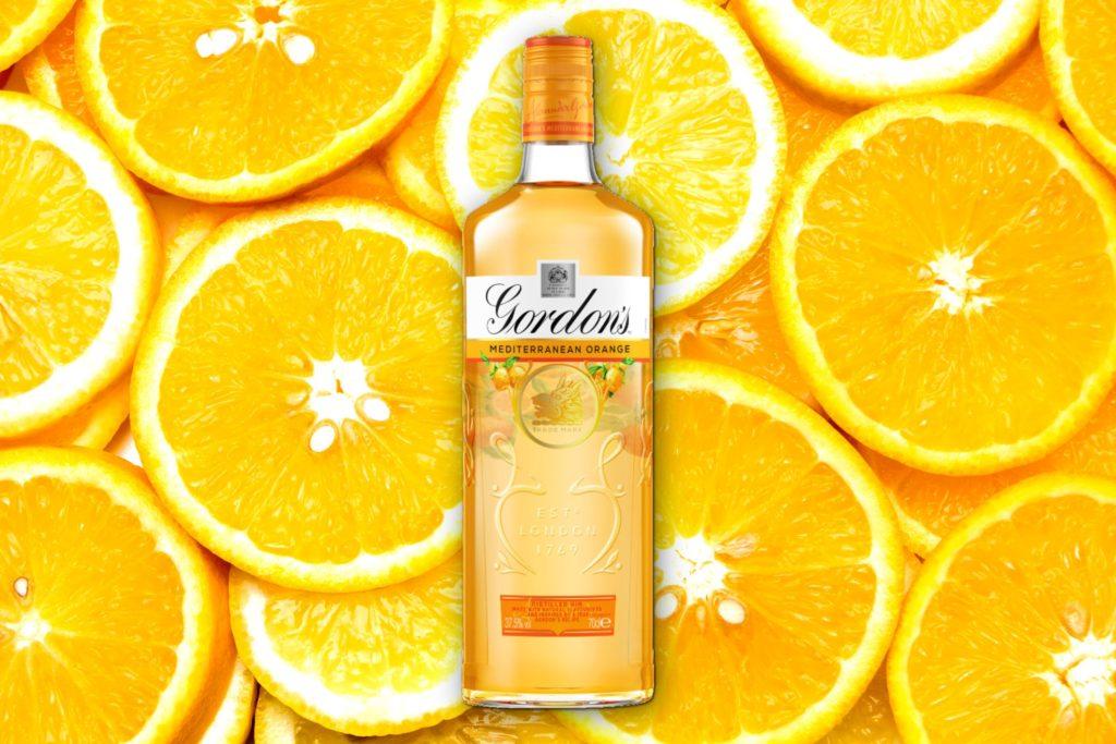 gordon's are releasing mediterranean orange gin