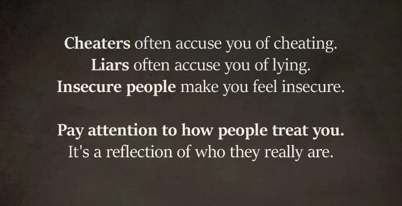 how do people treat you?