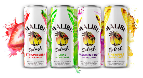 Summer Comes Early With Malibu Rum Releasing Delicious Coconut Drinks