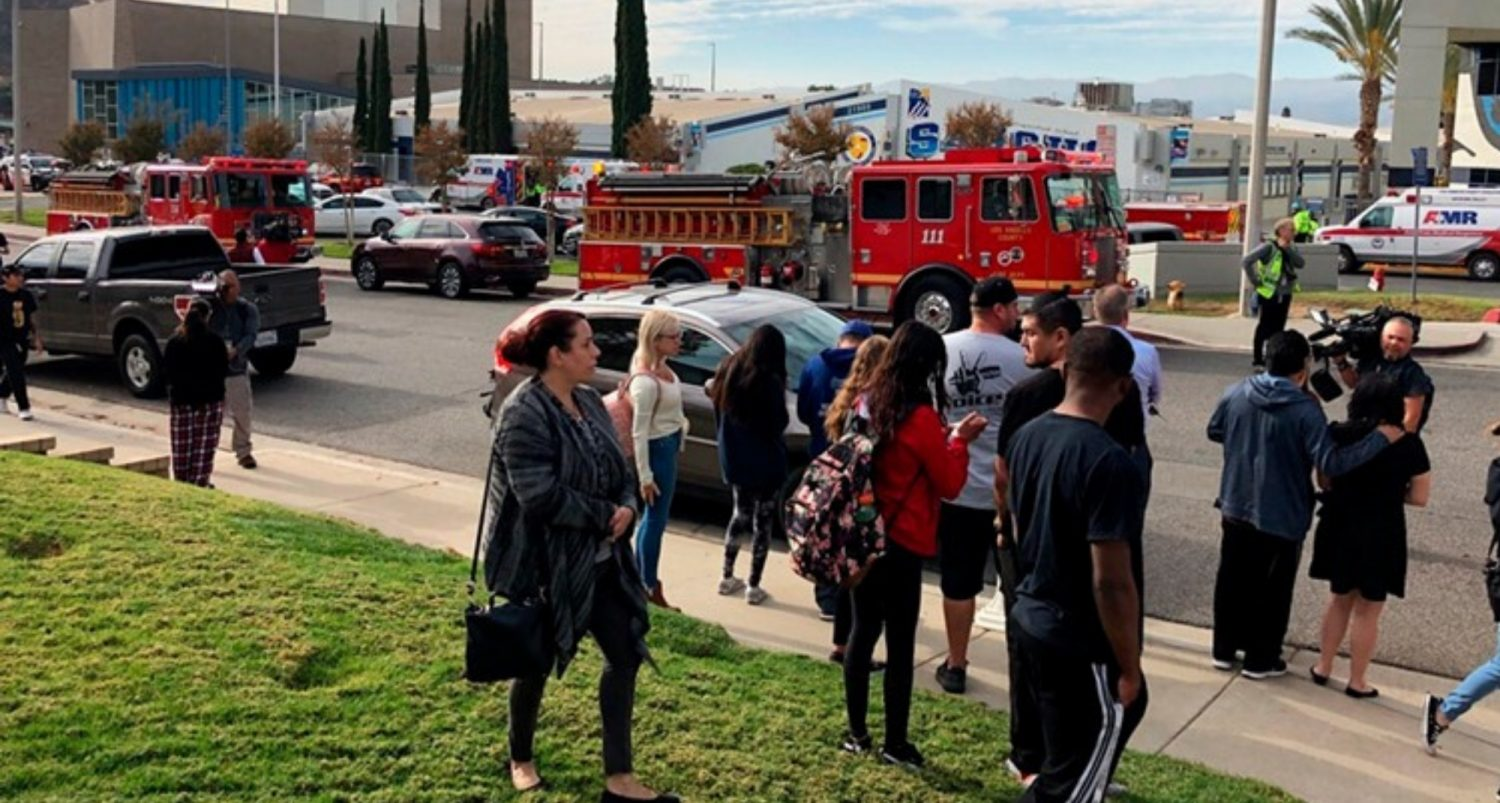 Last Month Was The First March Without A School Shooting In The United States Since 2002