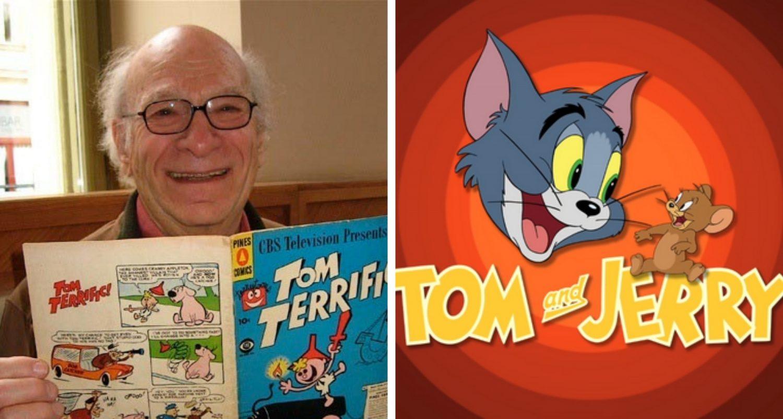 Tom & Jerry And Popeye Director Gene Deitch Dies Aged 95
