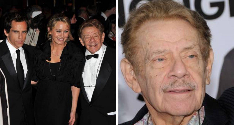 Comedian Jerry Stiller, Seinfeld Star, And Father Of Ben Stiller Dies Aged 92