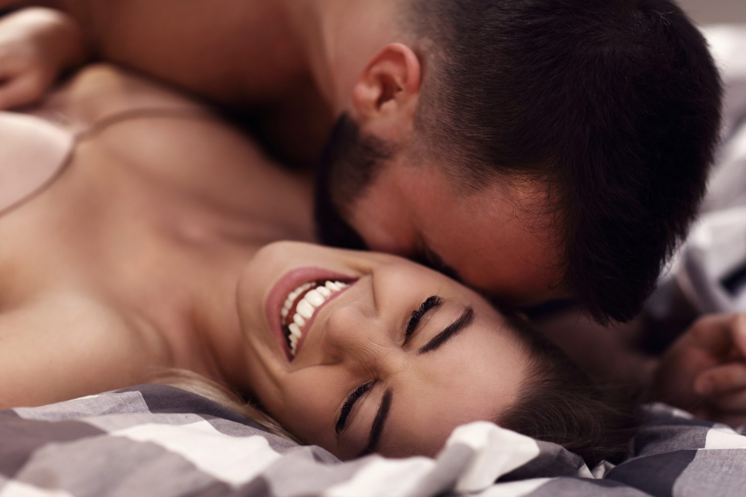A Guy Talking Dirty Can Improve And Deepen A Relationship