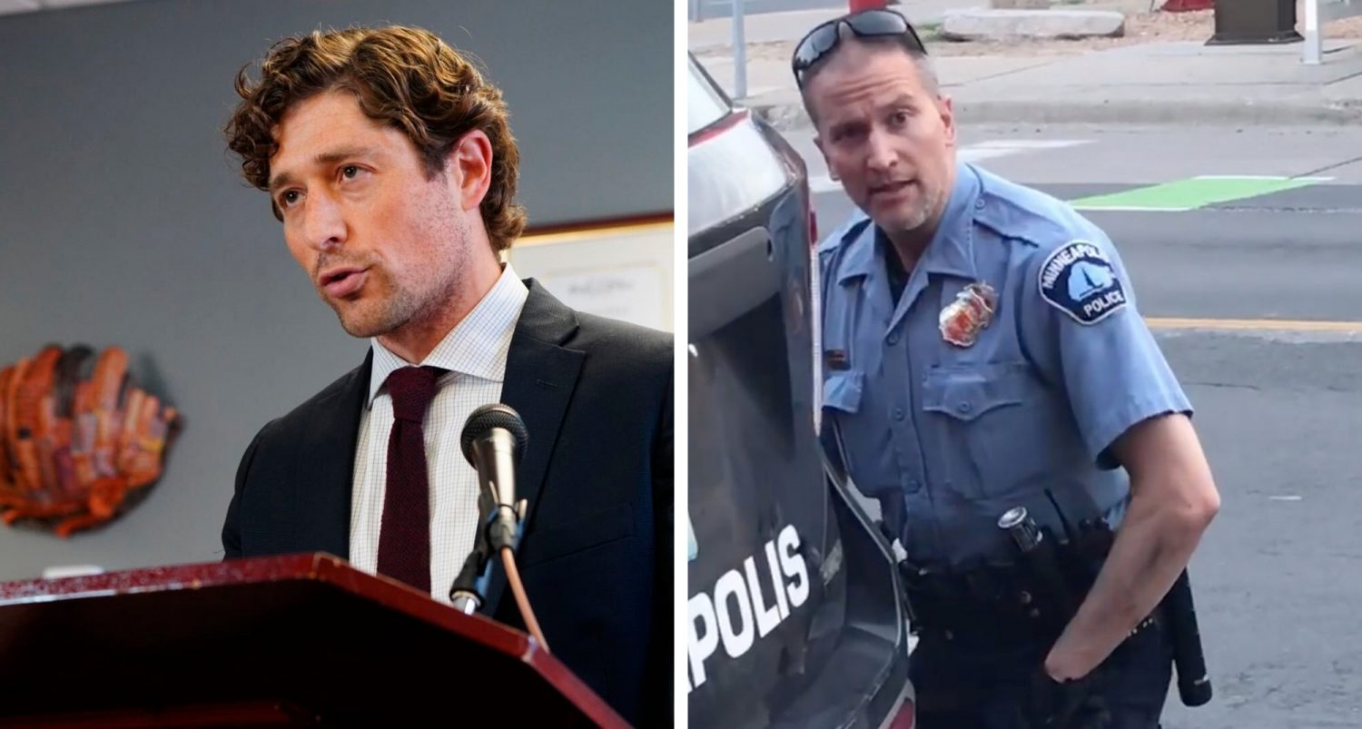 Minneapolis Mayor Jacob Frey Called For Arrest Of Officer Who Knelt On George Floyd's Neck