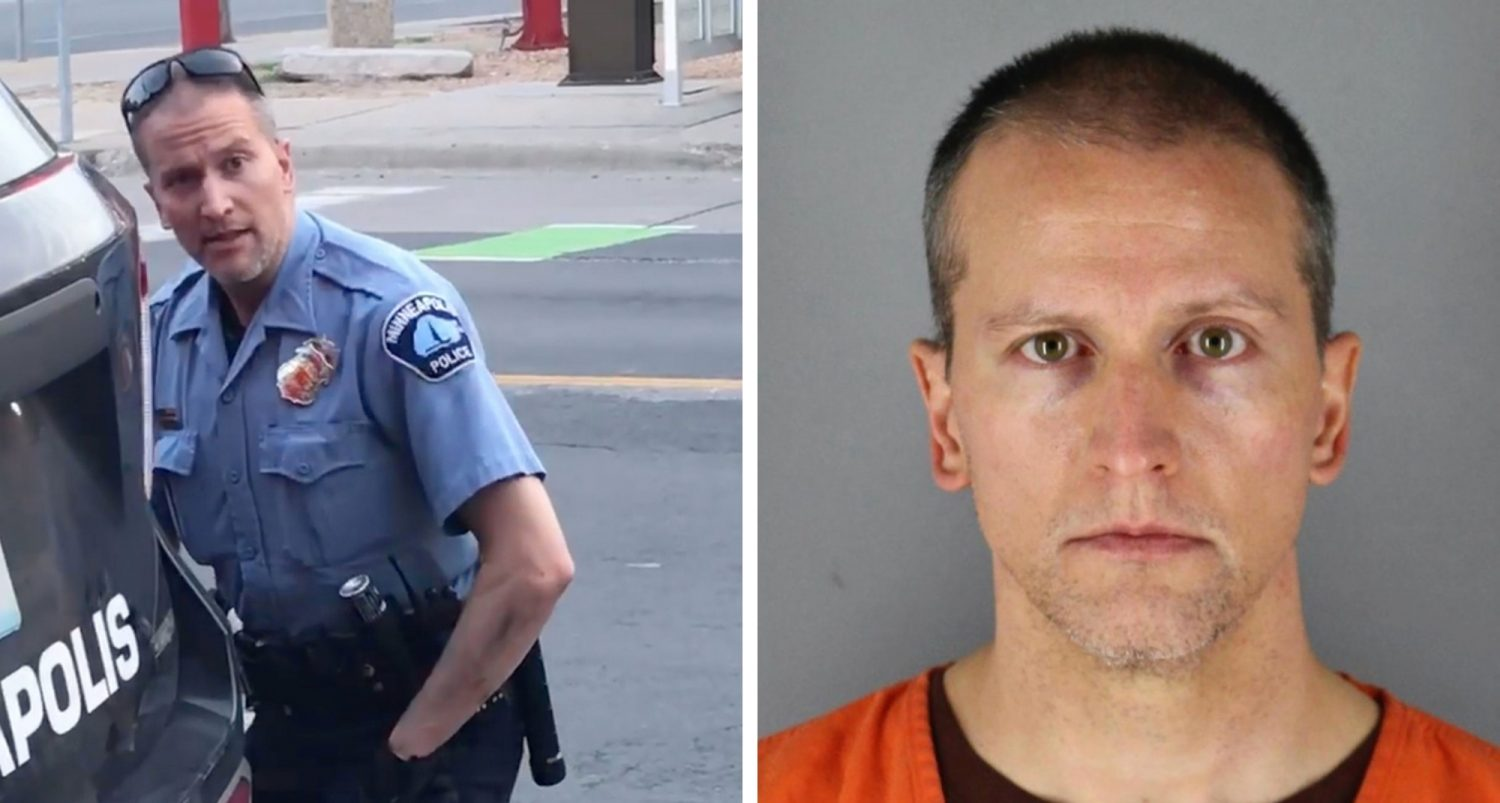 Former Minneapolis Police Officer Derek Chauvin Charged With George Floyd's Murder