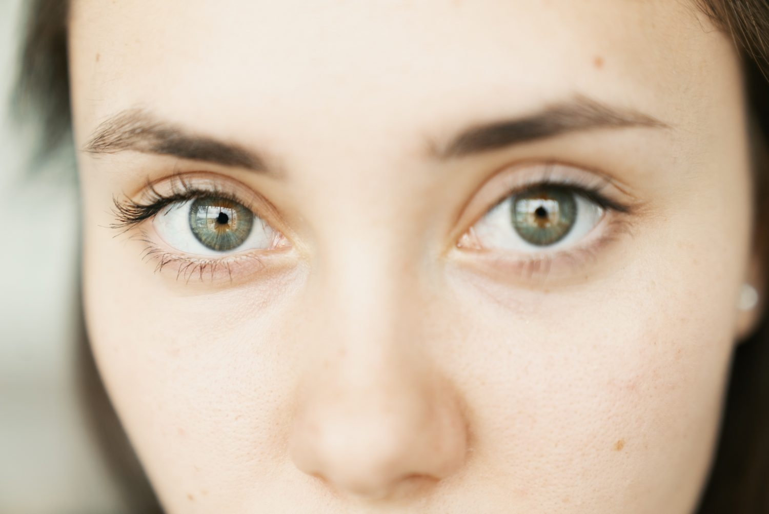 eye contact: the importance and meaning behind the gaze