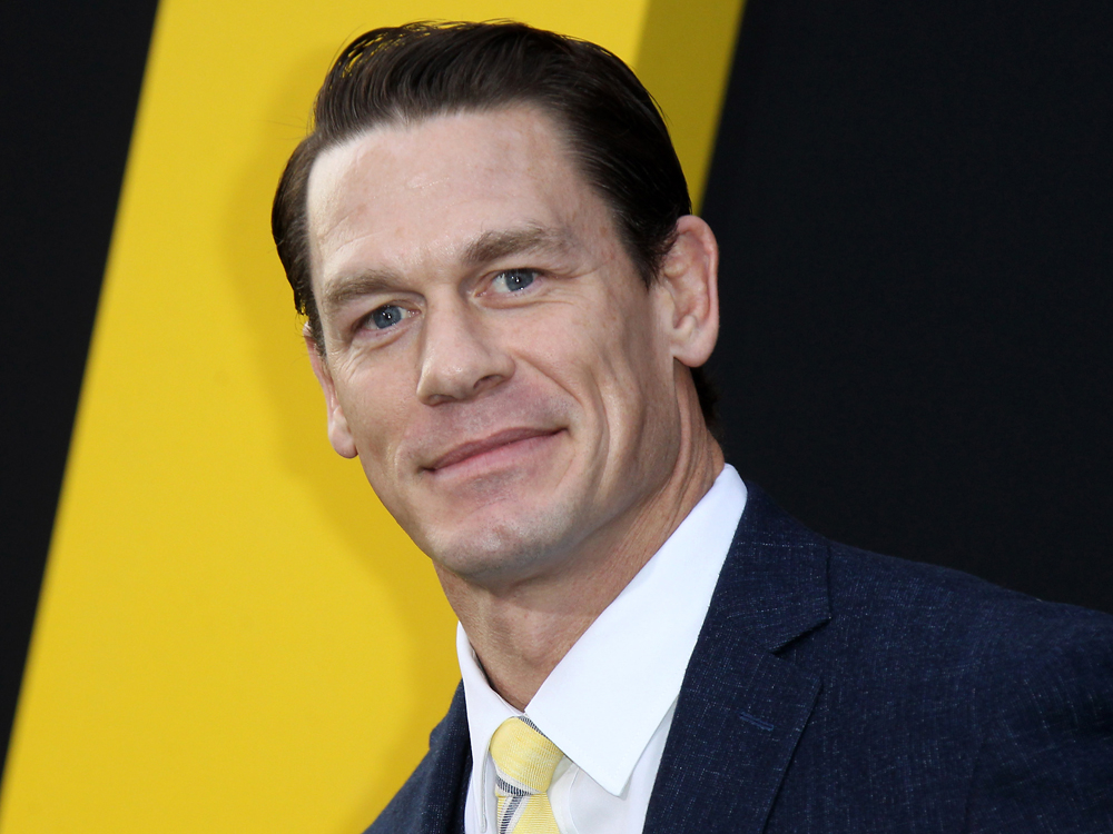 John Cena Makes A $1 Million Donation To Support The Black Lives Matter Movement