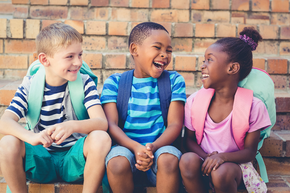 How To Talk To Your Kids About White Privilege