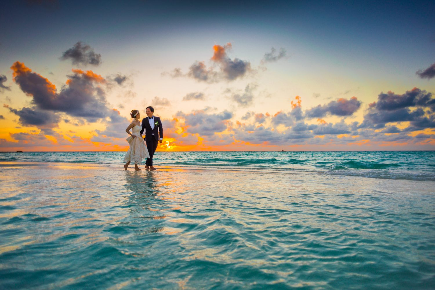 10 Romantic And Tranquil Honeymoon Destinations: Breathtaking Islands For Your Dream Honeymoon