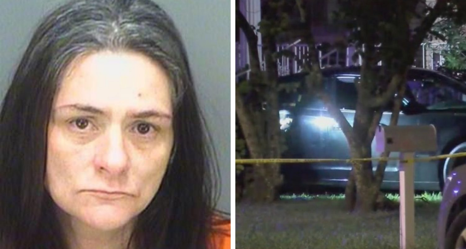 Florida Woman Arrested After Savagely Beating Her Father For Farting Too Much