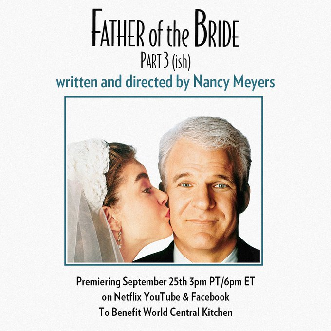 Father of The Bride Reunion is Coming This Week, So Cancel All Your plans