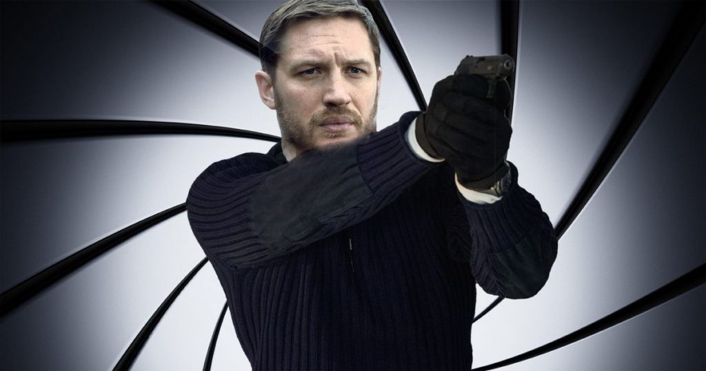 Rumour Has It Tom Hardy Has Been Cast as Next James Bond