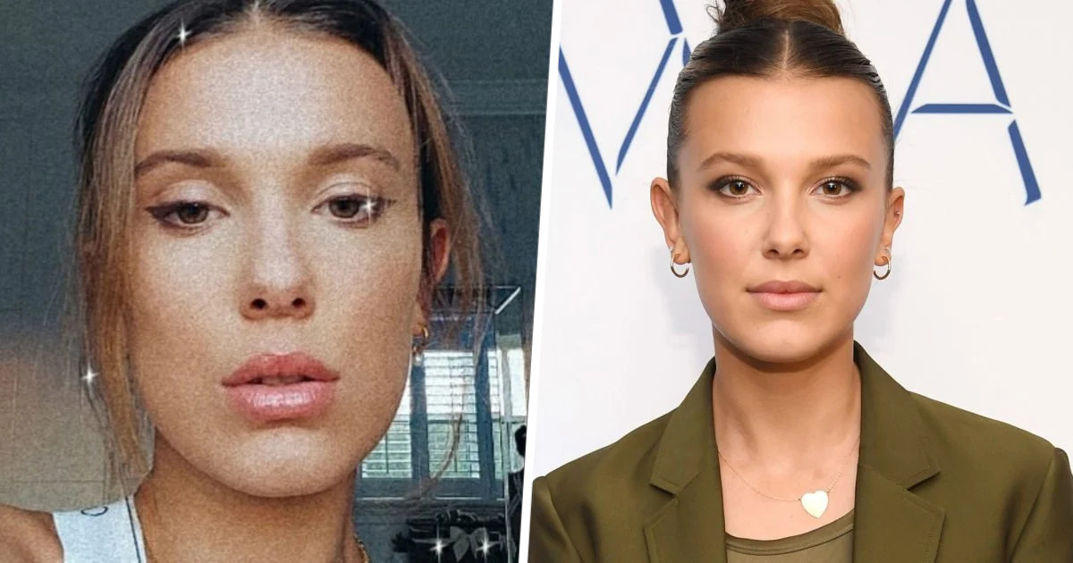 millie bobby brown accused of being a bad role model after recent instagram post