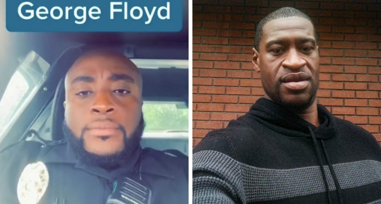 Black Officer Fired From Greensboro Police Department For Condemning Treatment Of George Floyd
