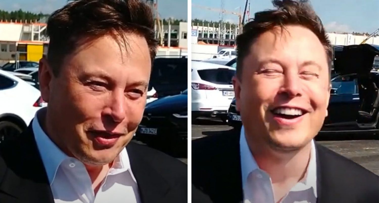 Elon Musk Forgets Baby X Æ A-12's Name During Interview