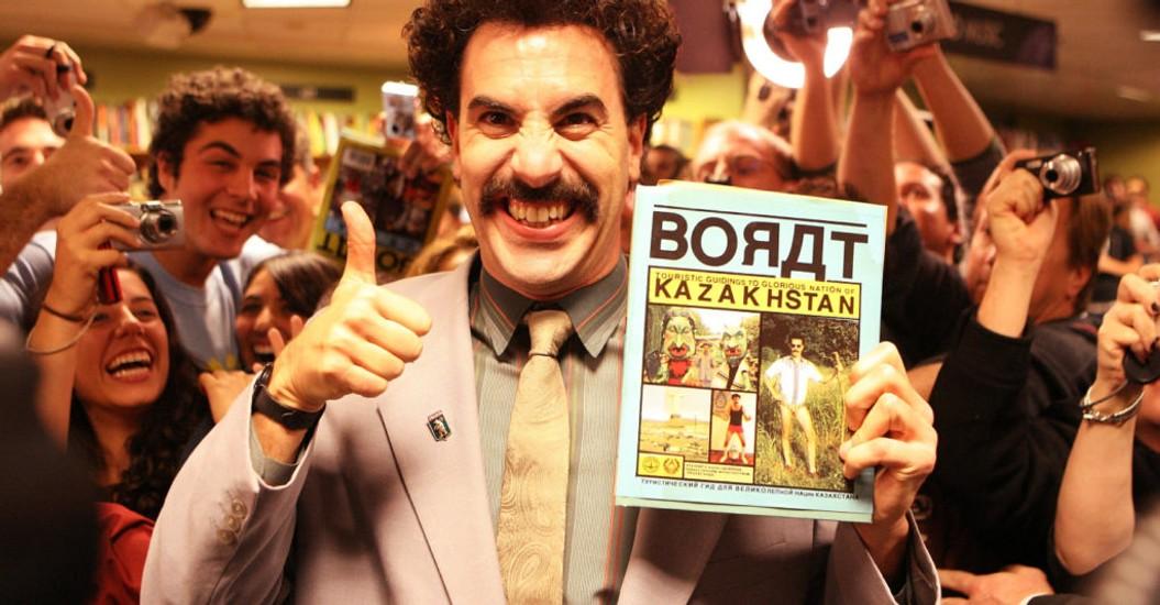 New Borat film to explore Trump's relationship with Jeffrey Epstein