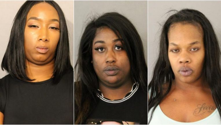 3 Women Charged With Beating, Robbing Man In Car In Lincoln Park