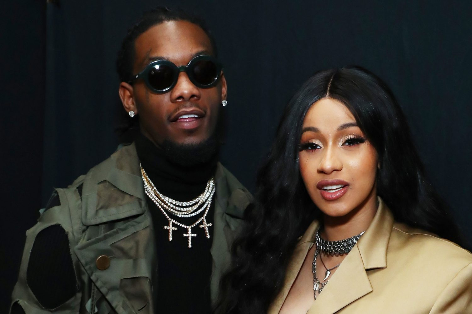 "Offset Buys Cardi B A Rolls Royce Truck For Her Birthday, Friends Chant ""Take Him Back"""