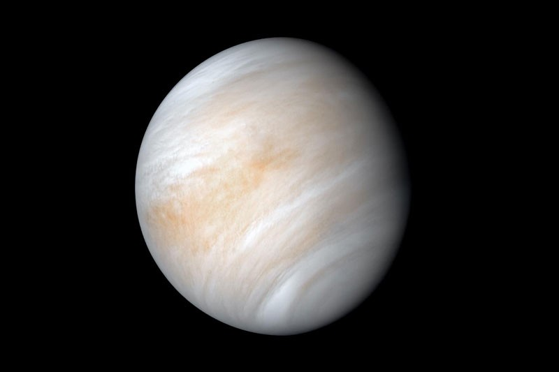 Is There Alien Life On Venus? Scientists Detect Traces Of Phosphine Gas That Could Be Coming From MICROBES In Clouds Swirling High In The Planet's Atmosphere