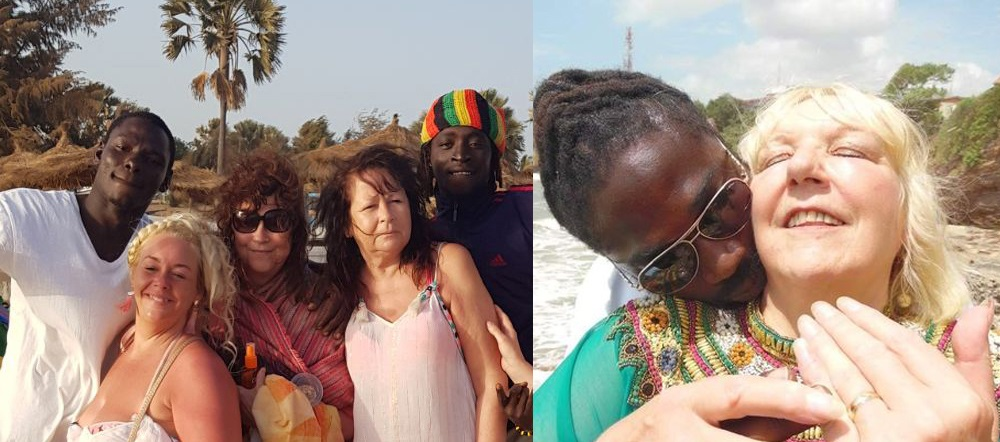 Ghanaian Men Allegedly Forced To Sleep With Older Russian Women