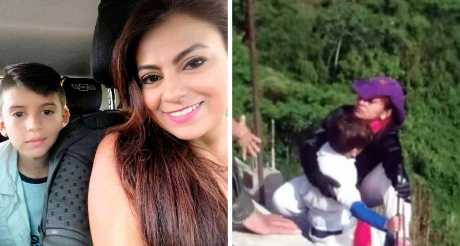 Bankrupt Mother Jumps Off Bridge With Her Son After They Lost Their Home