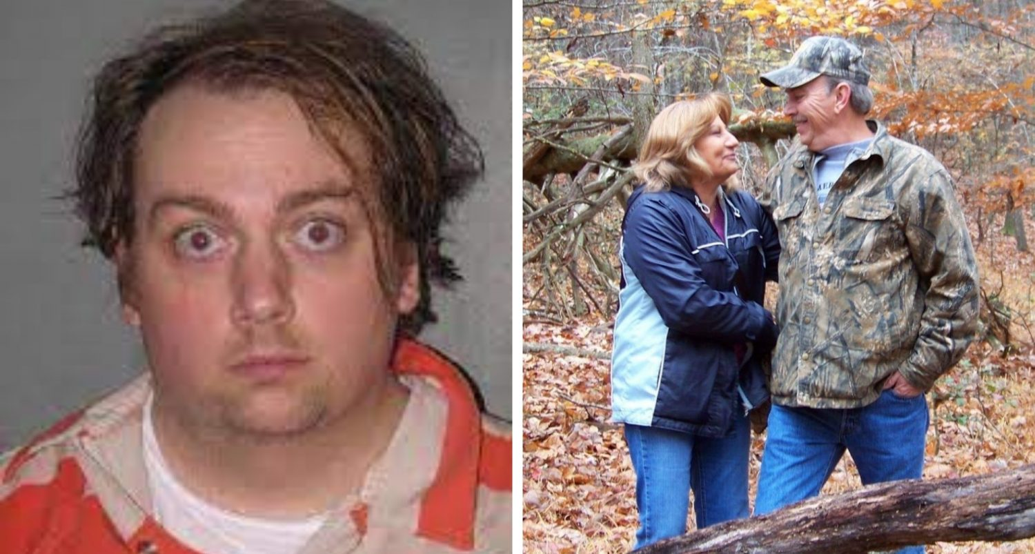 Man Killed His Parents, Chopped Them Up & Dissolved Them In Chemicals