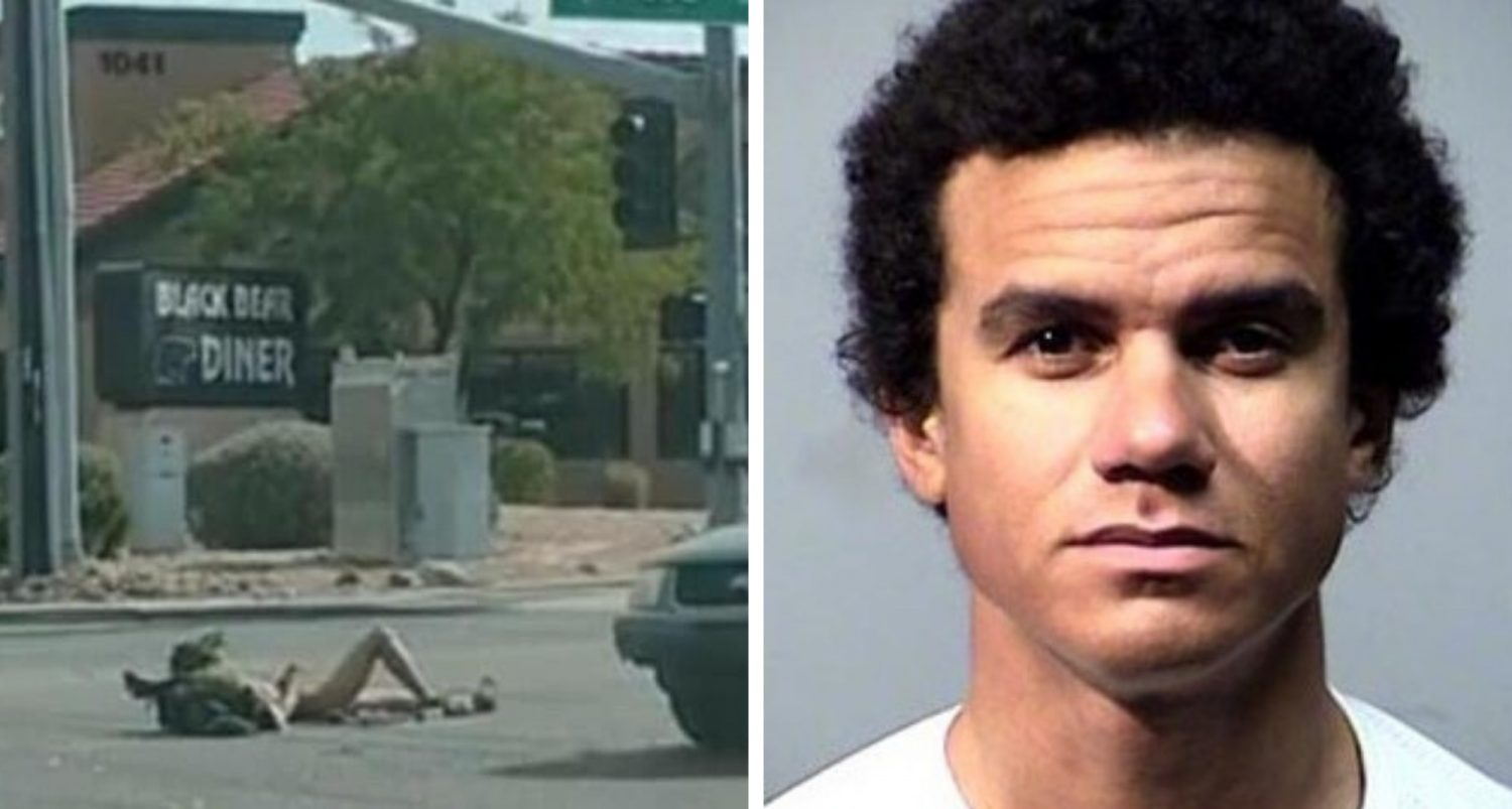 Man Arrested For Sunbathing In The Nude In The Middle Of Cottonwood Intersection