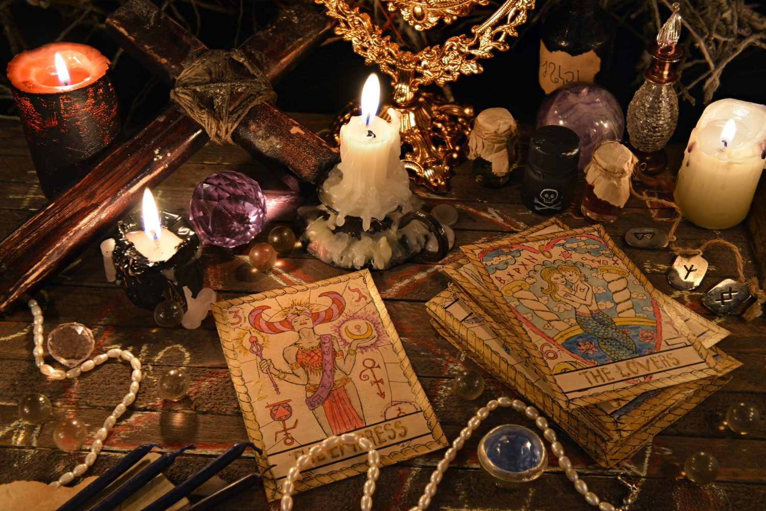 Try Tarot: start reading your future in 7 simple steps