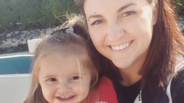 Mother Left Embarrassed After Two-Year-Old Shares Her Nude