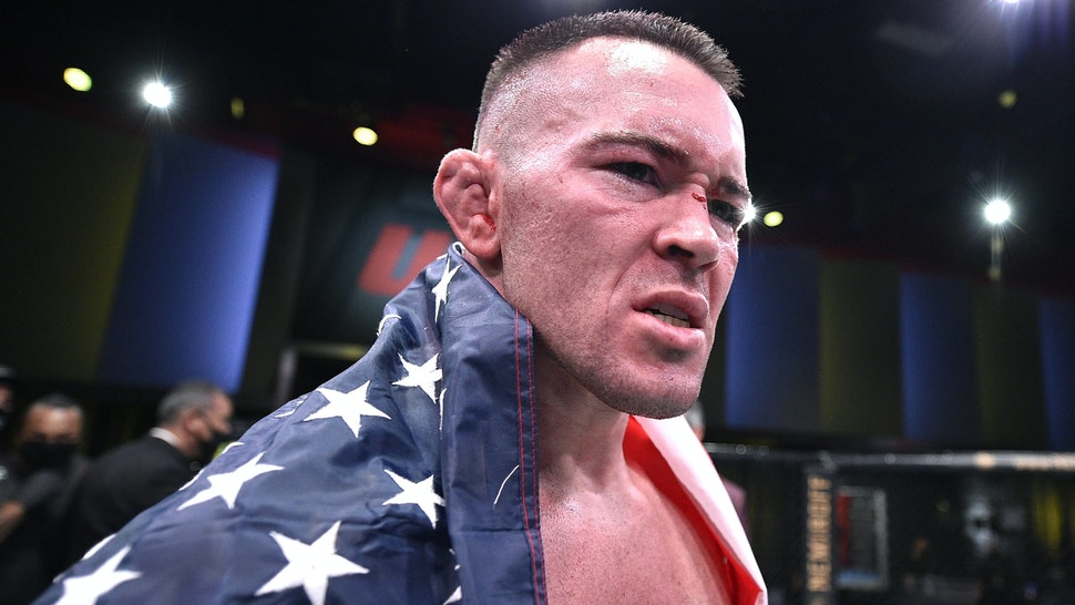 UFC Fighter Stuns After Victory: 'If You Thought That Was A Beating' Wait Till Trump 'Landslide' Over Biden