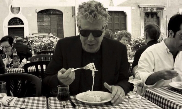 from bob dylan to the stooges: anthony bourdain's favorite songs of all time