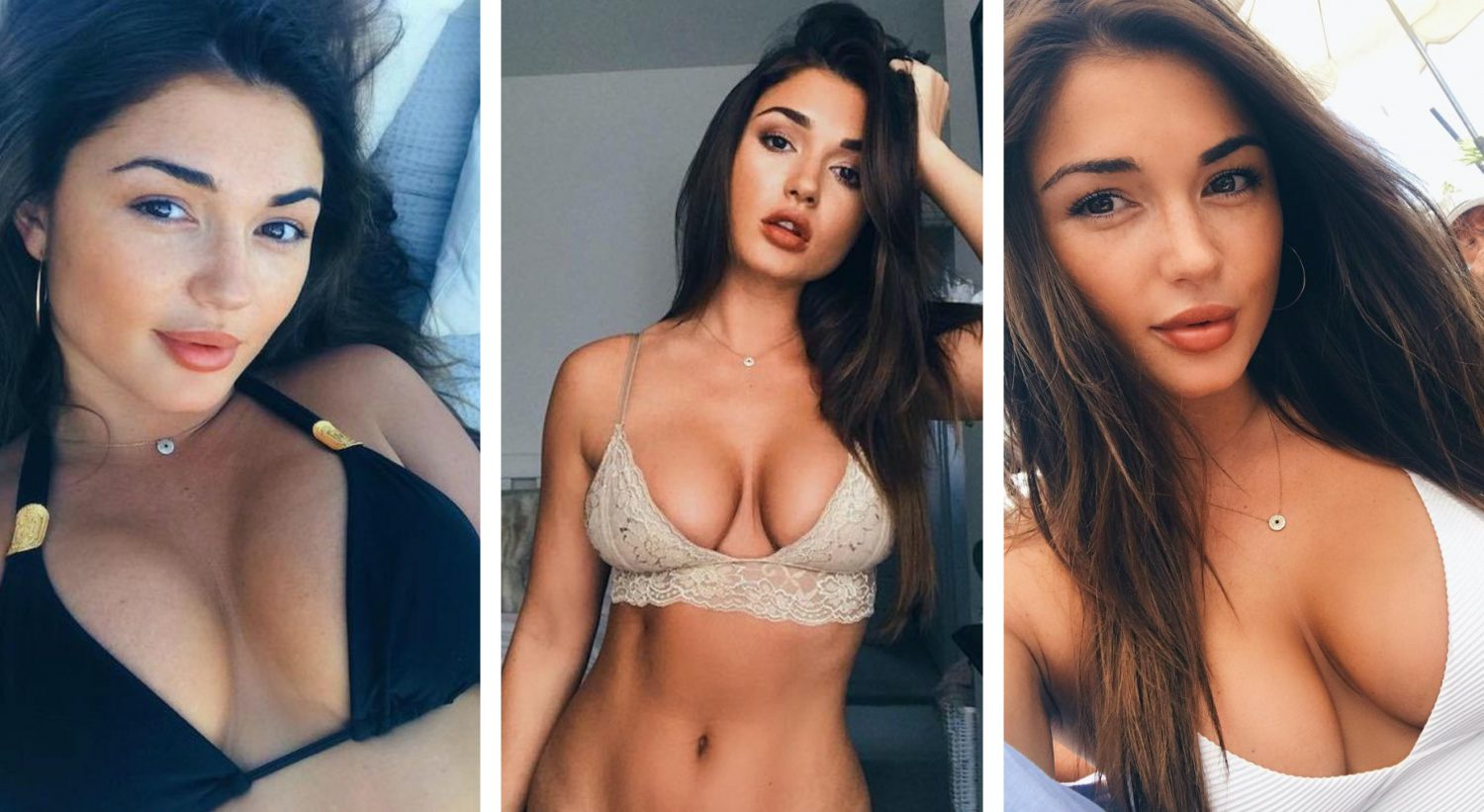 india reynolds shows off curvy and revealing body
