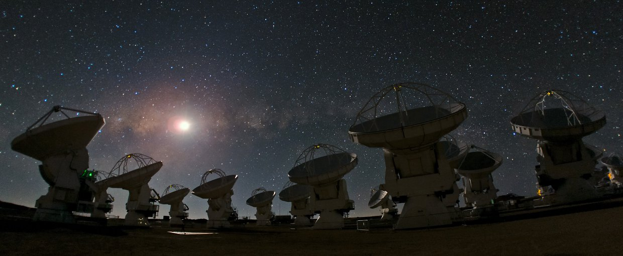 mystery signal coming from inside the milky way is repeating itself