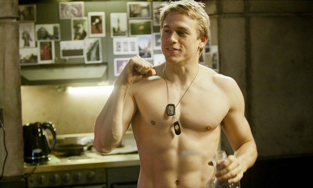 charlie hunnam says he is '100 percent' open to playing james bond