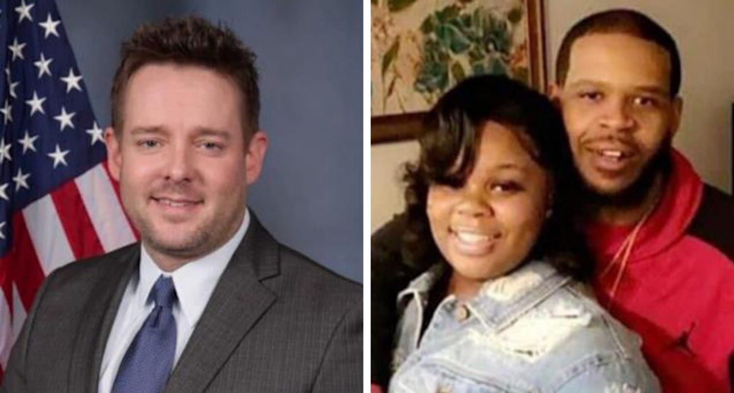 Breonna Taylor: Cop Involved In Deadly Raid Sues Taylor's Boyfriend For Emotional Distress