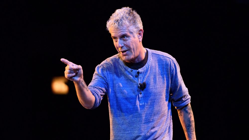 the craziest things anthony bourdain ever ate