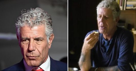 anthony bourdain ate 'the perfect food' on the final episode of 'parts unknown'