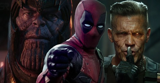deadpool 3: thanos is the only way to beat deadpool 2's post-credits scene