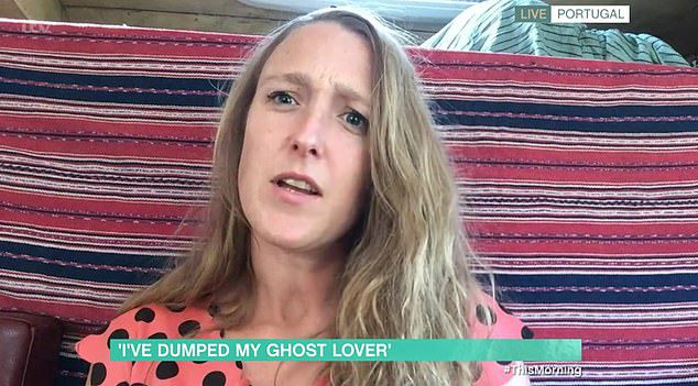 woman calls off wedding with ghost after he 'kept disappearing'