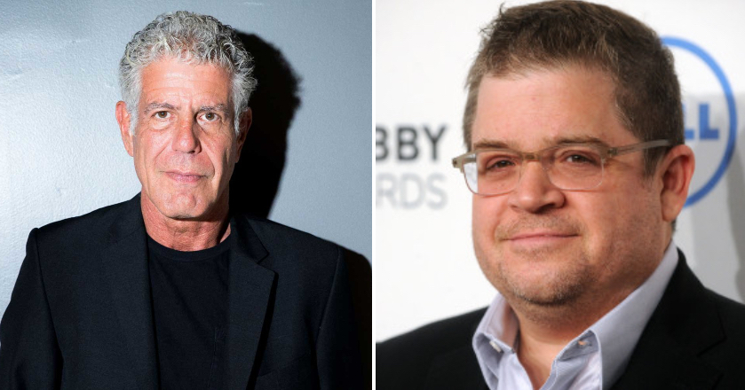 patton oswalt shares a hilariously savage email from anthony bourdain about his trip to paris