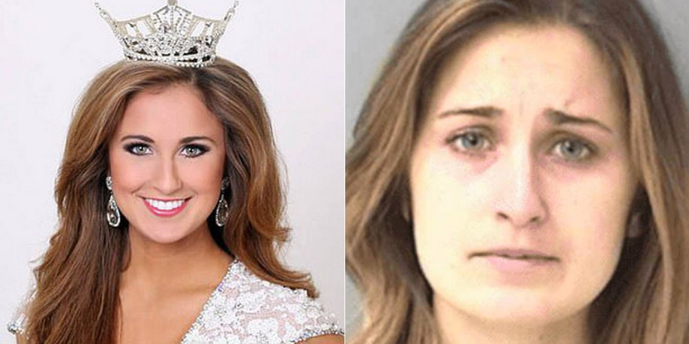 former pageant queen arrested for sending naked snapchat pics to middle school boy