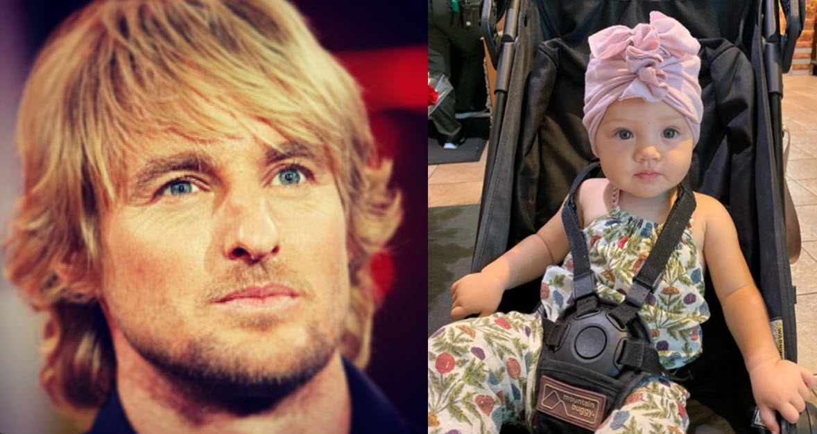 owen wilson's ex-girlfriend claims the actor refuses to meet or acknowledge his own daughter