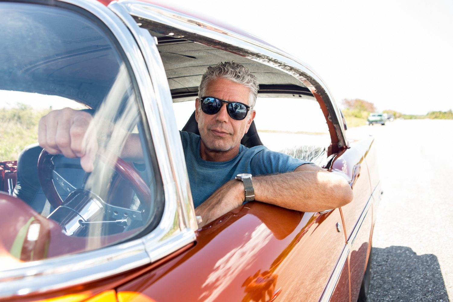 anthony bourdain explains why visiting north korea isn't on his bucket list
